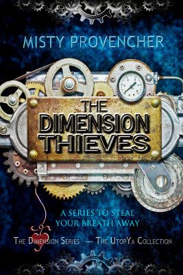 The Dimension Thieves, Episodes 1-3
